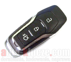 ford mondeo keyless
