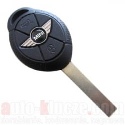 mini-cooper-klucz-z-pilotem